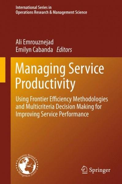 Managing Service Productivity