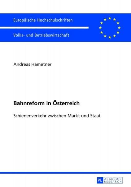 Bahnreform in Österreich