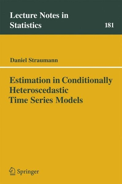 Estimation in Conditionally Heteroscedastic Time Series Models