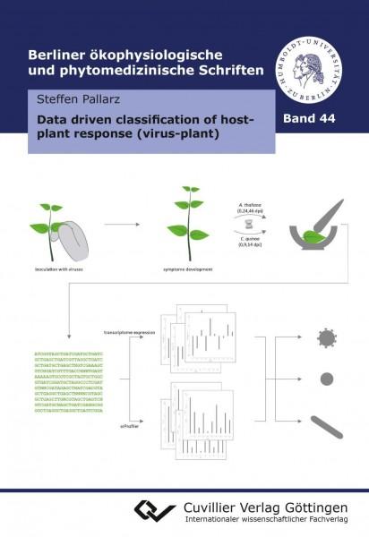 data driven classification of host-plant response (virus-plant)