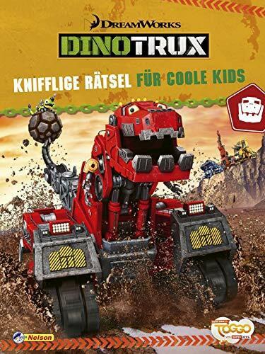 DreamWorks Dinotrux: Knifflige Rätsel für coole Kids