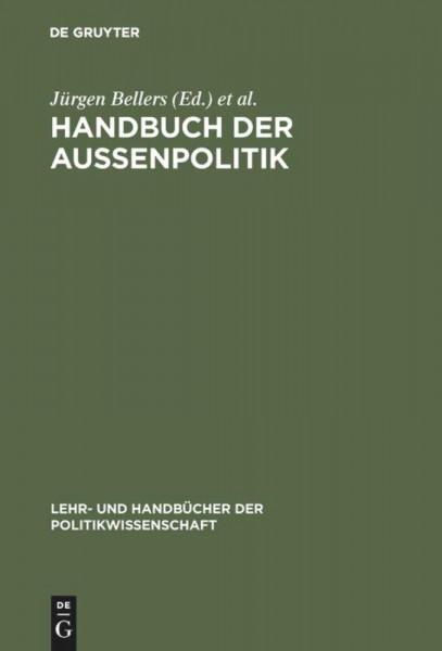 Handbuch der Außenpolitik