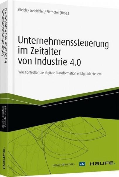 Unternehmenssteuerung im Zeitalter von Industrie 4.0
