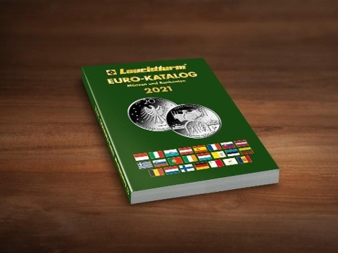 Euro-Münzenkatalog 2021,Euro-Münzen-und Banknotenkatalog 2021