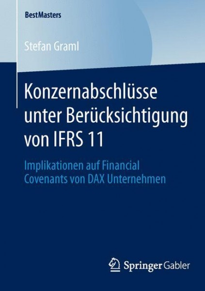 Konzernabschlüsse unter Berücksichtigung von IFRS 11