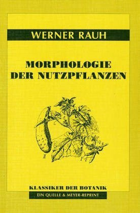 Morphologie der Nutzpflanzen