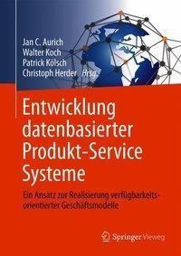 Entwicklung datenbasierter Produkt-Service Systeme