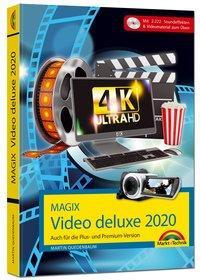 MAGIX Video deluxe 2020 Das Buch zur Software. Die besten Tipps und Tricks: