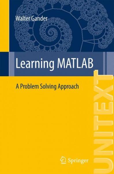 Learning MATLAB
