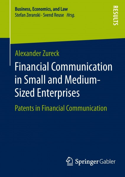 Financial Communication in Small and Medium-Sized Enterprises