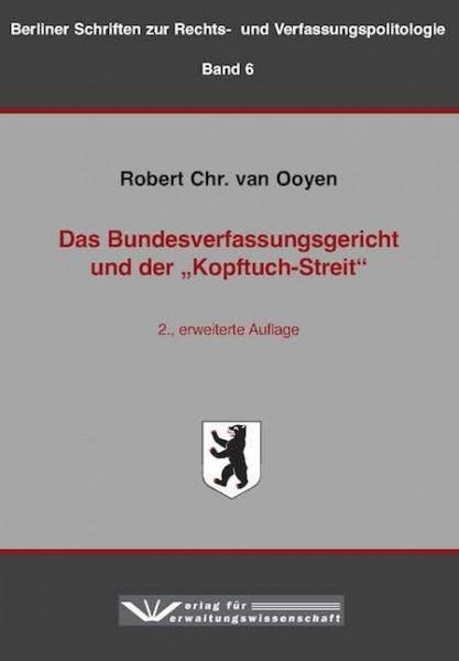 """Das Bundesverfassungsgericht und der """"Kopftuch-Streit"""""""