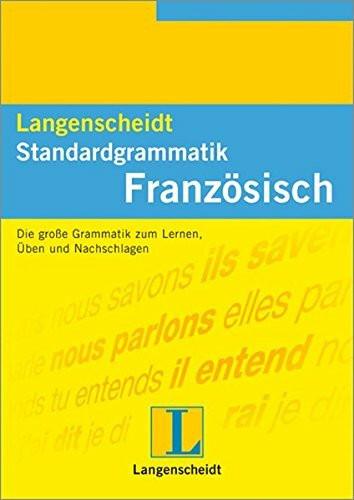 Langenscheidt Standardgrammatik, Französisch