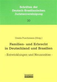 Familien- und Erbrecht in Deutschland und Brasilien