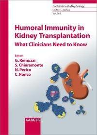 Humoral Immunity in Kidney Transplantation
