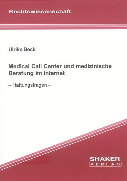 Medical Call Center und medizinische Beratung im Internet