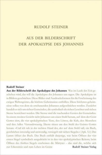 Aus der Bilderschrift der Apokalypse des Johannes