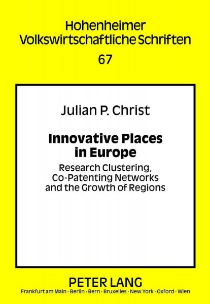 Innovative Places in Europe