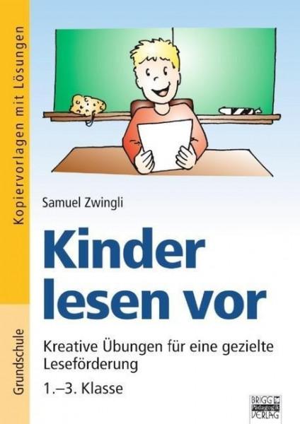Kinder lesen vor