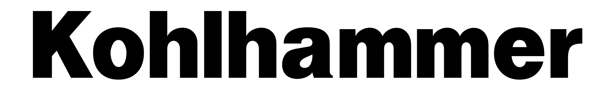 Kohlhammer W.