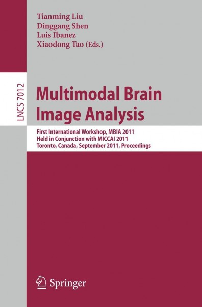 Multimodal Brain Image Analysis