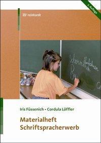 Schriftspracherwerb Materialheft