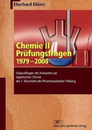 Chemie II - Prüfungsfragen 1979-2008