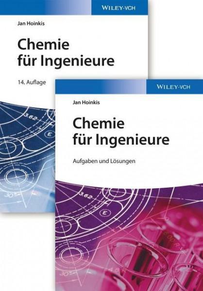 Chemie für Ingenieure / 2 Bände