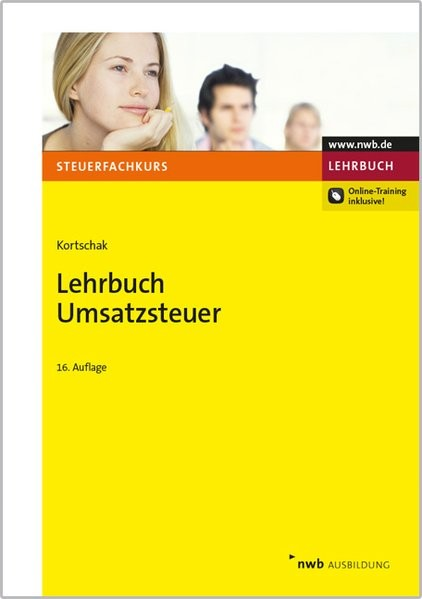 Lehrbuch Umsatzsteuer