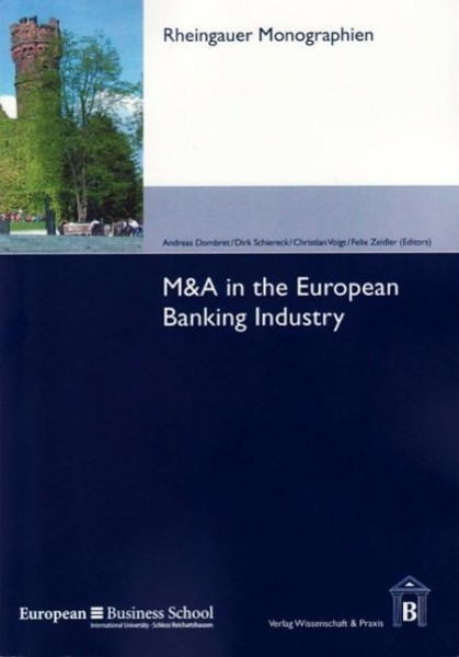 M&A in the European Banking Industry