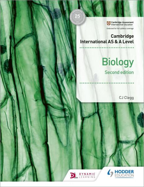 Cambridge International AS & A Level Biology Student's Book