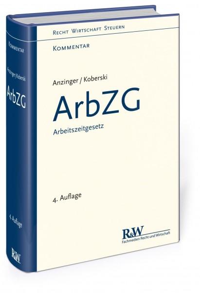 ArbZG - ArbeitszeitgeSetz
