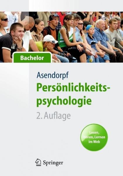 Persönlichkeitspsychologie für Bachelor. Lesen, Hören, Lernen im Web