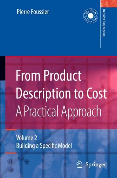 From Product Description to Cost: A Practical Approach