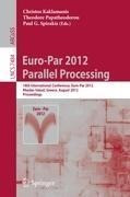Euro-Par 2012 Parallel Processing