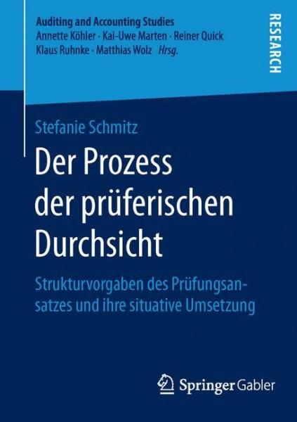 Der Prozess der prüferischen Durchsicht