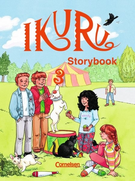 Ikuru: Band 3 - Storybook
