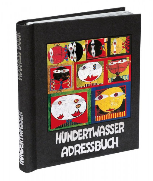 Hundertwasser Adressbuch
