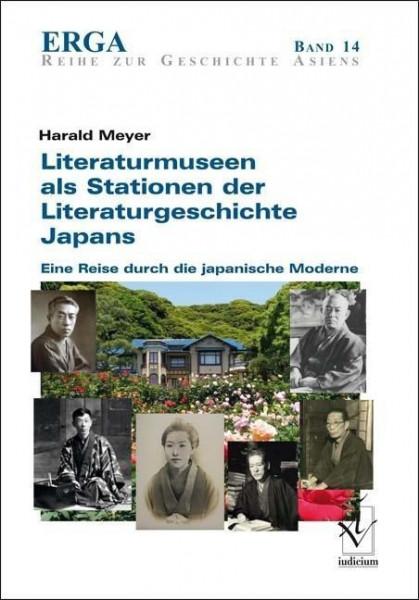 Literaturmuseen als Stationen der Literaturgeschichte Japans