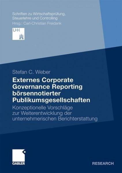 Externes Corporate Governance Reporting börsennotierter Publikumsgesellschaften
