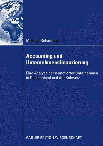 Accounting und Unternehmensfinanzierung