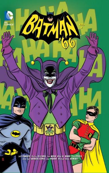 Batman '66 Vol. 4