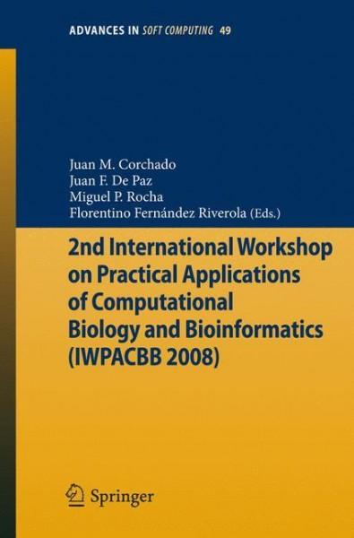2nd International Workshop on Practical Applications of Computational Biology and Bioinformatics (IW