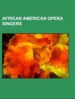 African American opera singers
