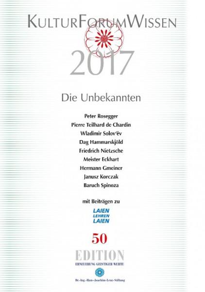 KulturForumWissen 2017