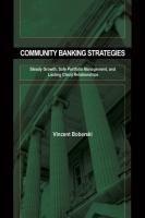 Community Banking Strategies