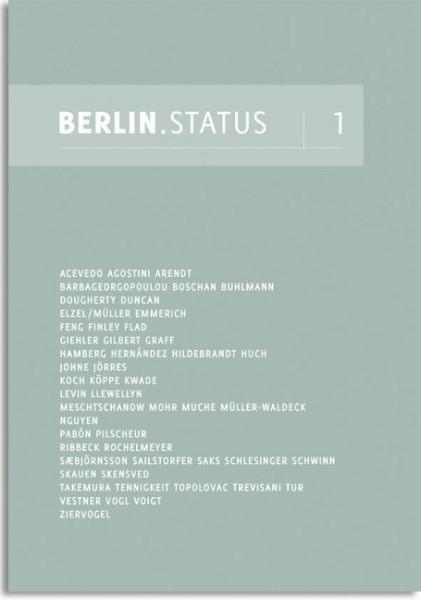 Berlin Status No.1