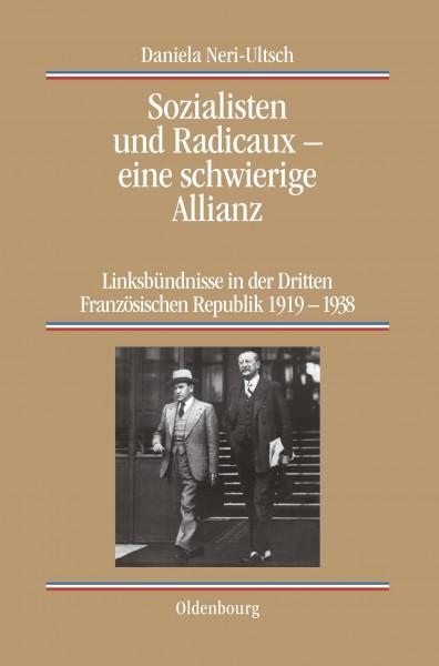 Sozialisten und Radicaux - eine schwierige Allianz