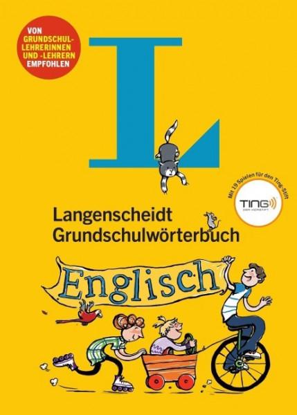 Langenscheidt Grundschulwörterbuch Englisch