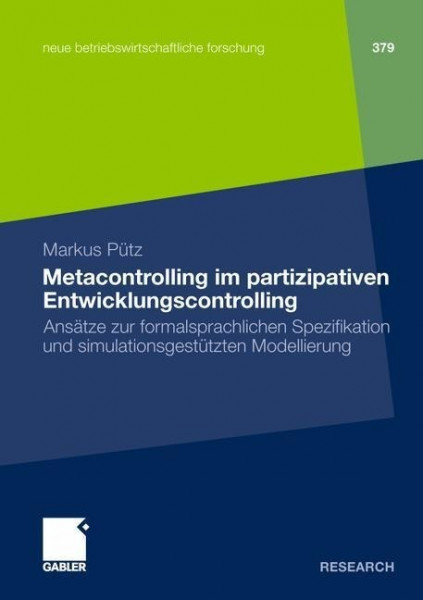 Metacontrolling im partizipativen Entwicklungscontrolling