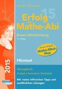 Erfolg im Mathe-Abi 2015 Baden-Württemberg Pflichtteil
